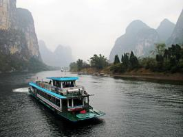 3-day Guilin Yangshuo Li River Cruise Tour